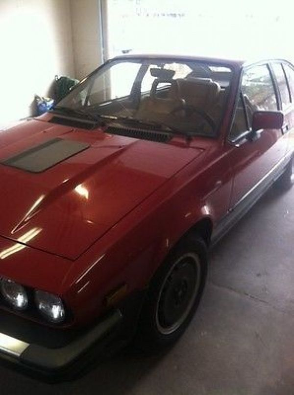Alfa Romeo : Other GTV6 1984 Alfa Romeo GTV-6 2.5 Coupe 2-Door & 10950 best Classic Cars images on Pinterest | Other Corvettes and ... Pezcame.Com