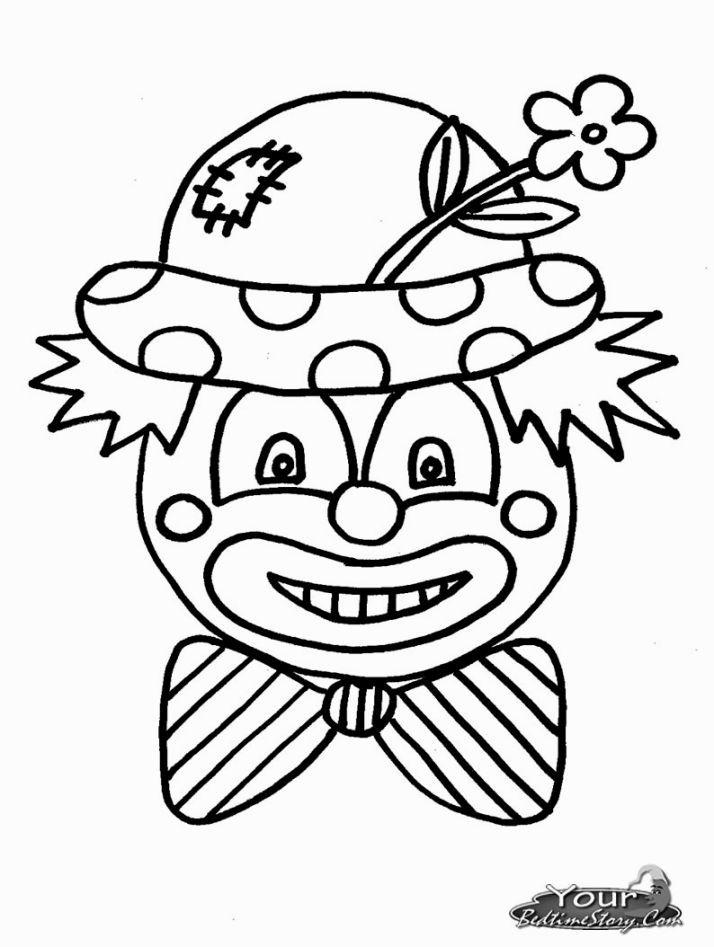 Mejores 49 imágenes de clowns en Pinterest | Caras pintadas, Payasos ...