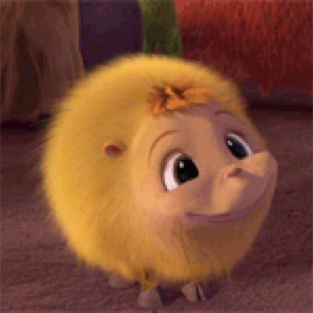 Katie From Horton Hears A Who!