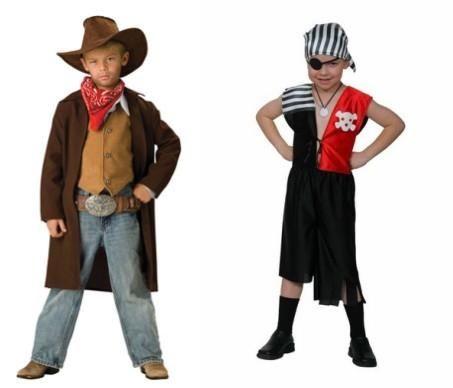 Новогодние костюмы своими руками для мальчика