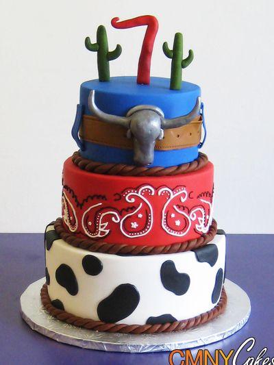 The 25 best Cowboy birthday cakes ideas on Pinterest Cowboy