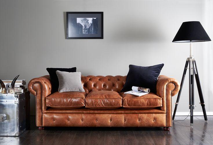 Chesterfield Sofa Brighton In 2020 Mit Bildern