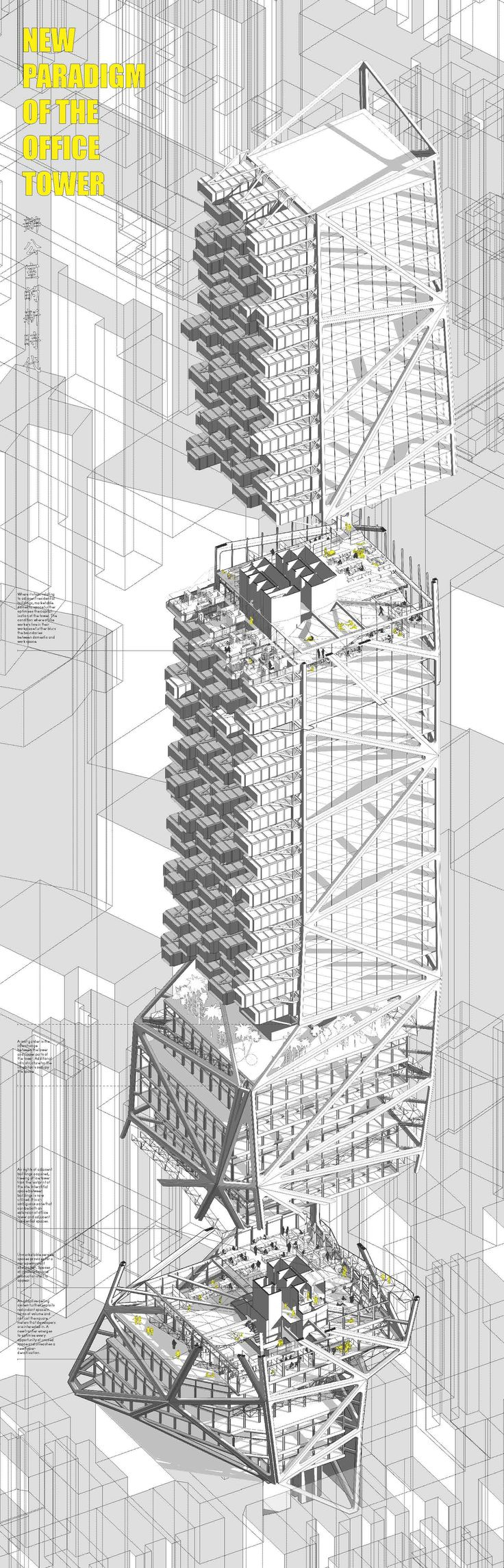 Architectural Drawings Of Skyscrapers 431 best architectural drawings images on pinterest