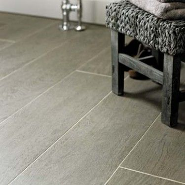 Fired Earth | Arboreto Grey textured tile 119.7x19.7x1.1cm Bathroom floor