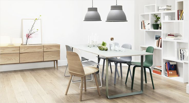 Muuto 70/70 conference table. Mødebord, spisebord, dining table