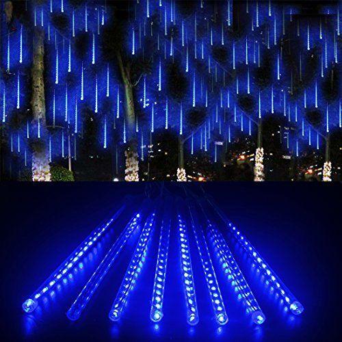 Led Lighting Responsible Multi-color 50cm Waterproof Meteor Shower Rain Tubes Ac85-265v Led Christmas Lights Wedding Party Garden String Light Outdoor Beautiful In Colour Led String