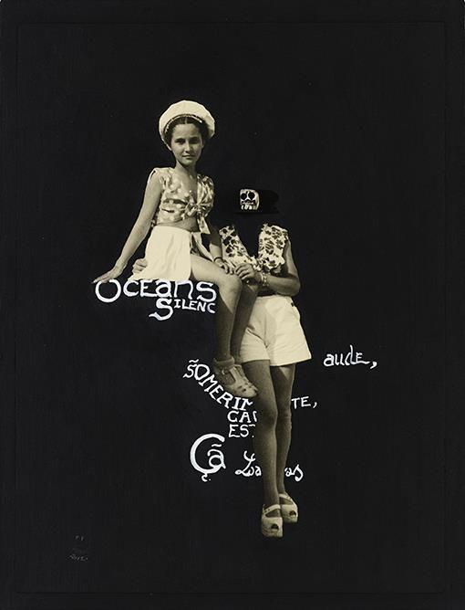 Philippe Favier - La maman de Maryse : les Noircissiques, 2013.