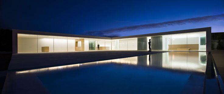 Gallery of Atrium House / Fran Silvestre Arquitectos - 8