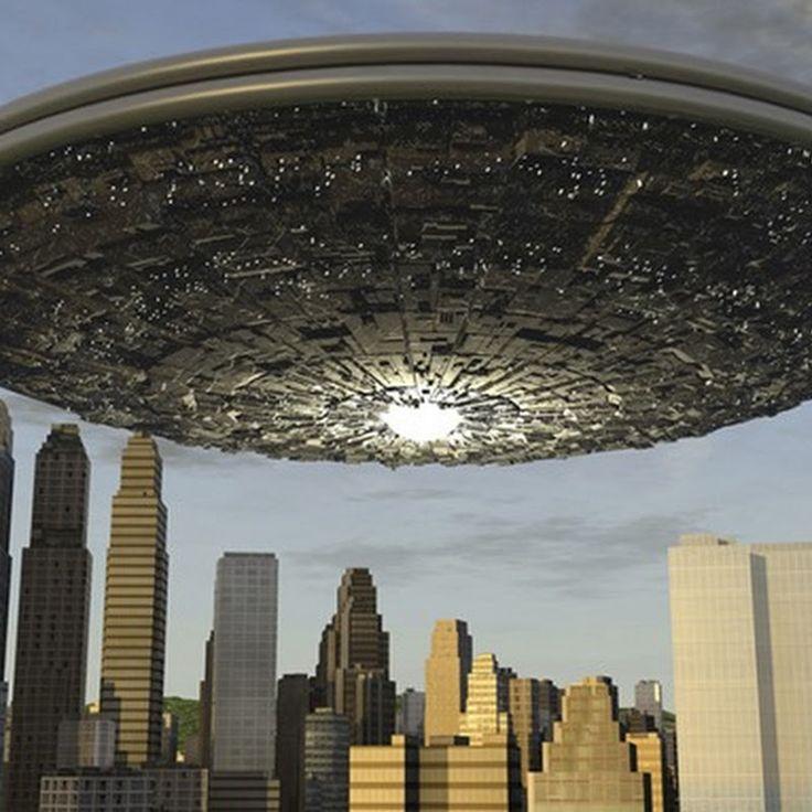 Jornal britânico diz que Invasão Alienígena ocorrerá em setembro de 2017   ALERTA OVNIs UFOs