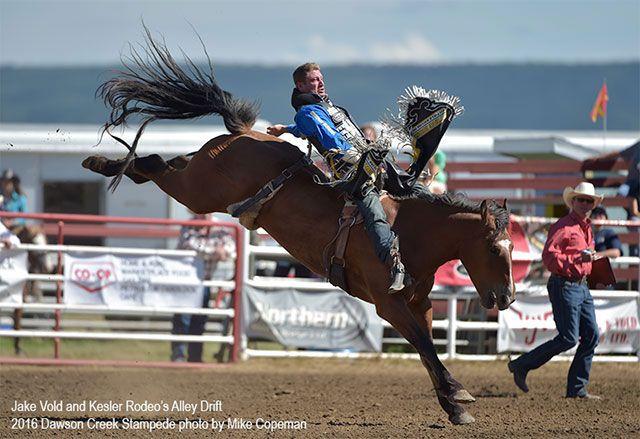 Pro Rodeo Canada Press Release