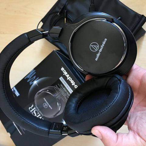 [Test] Casque audio : Audio-Technica ATH-MSR7NC
