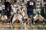 Michigan State Basketball Drills and Plays