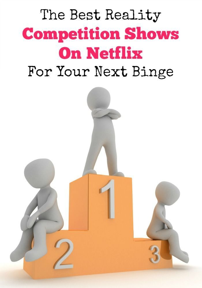 Do you have a competitive edge? Check out this list of the best reality competition shows on Netflix! I think I love the bad competitors the most!
