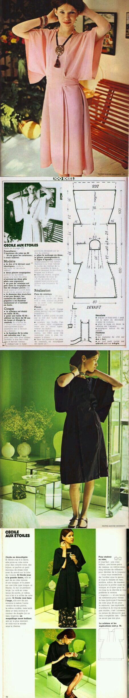 Big sleeved dress