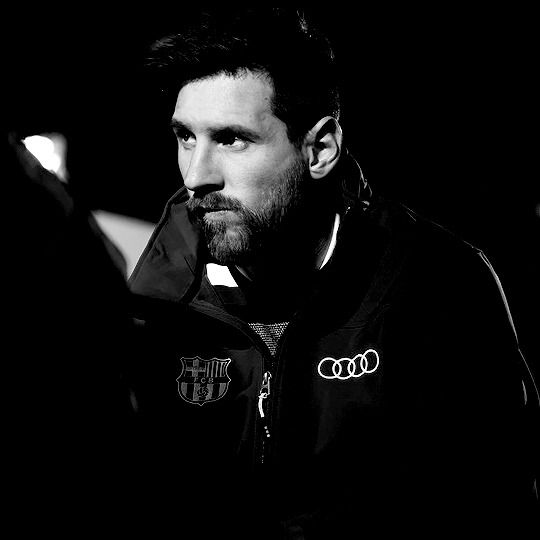 """lionelmessidaily: """"""""Lionel Messi of FC Barcelona attends a briefing ahead of the Audi Car handover to the players of FC Barcelona on November 30, 2017 at Circuit de Barcelona-Catalunya in Montmelo,..."""