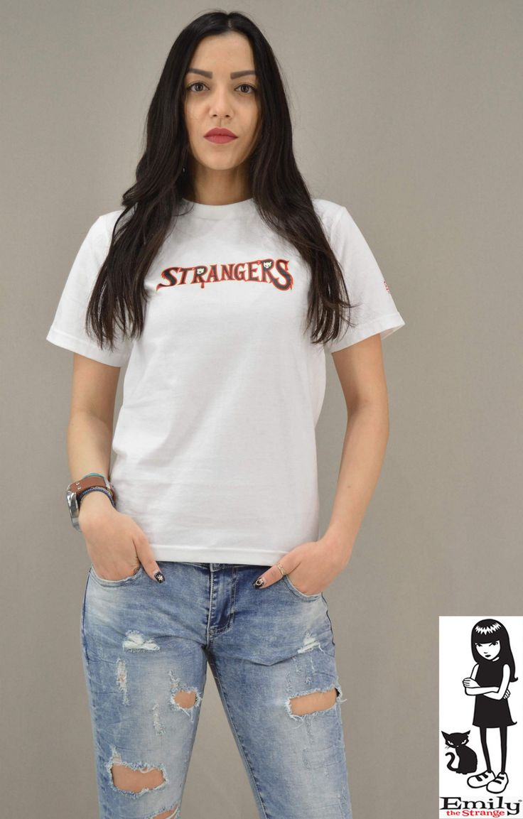 Γυναικείο t-shirt Emily Strangers | T-shirts - Γυναίκα | Metal