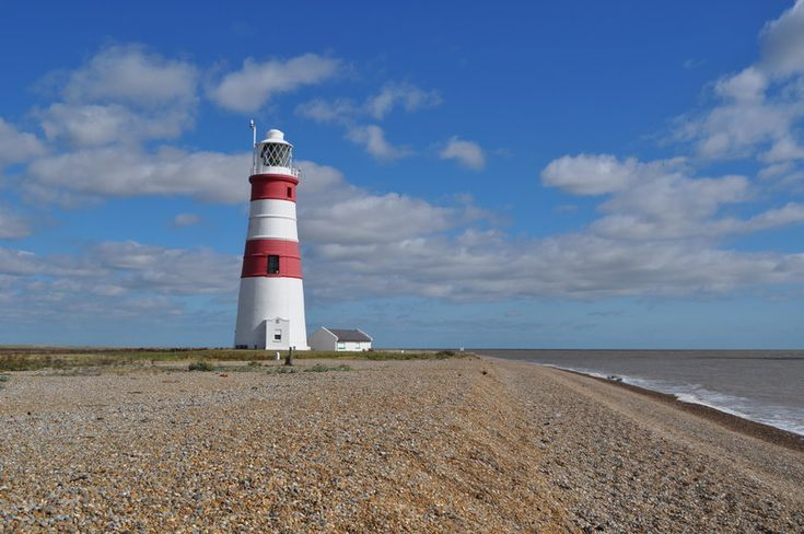 Orfordness Lighthouse * Orford * Suffolk