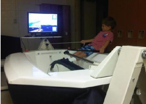 Dinghy Sailing Simulator Comes to Annapolis through SAIL1DESIGN! - Sail1Design