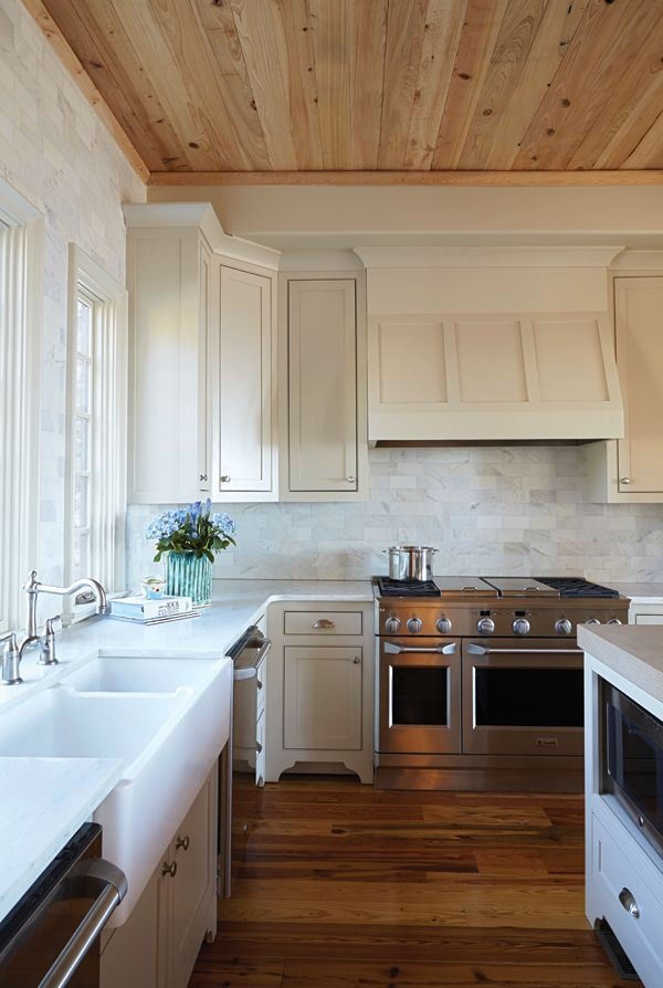 65 best White French Country Kitchens images on Pinterest ...