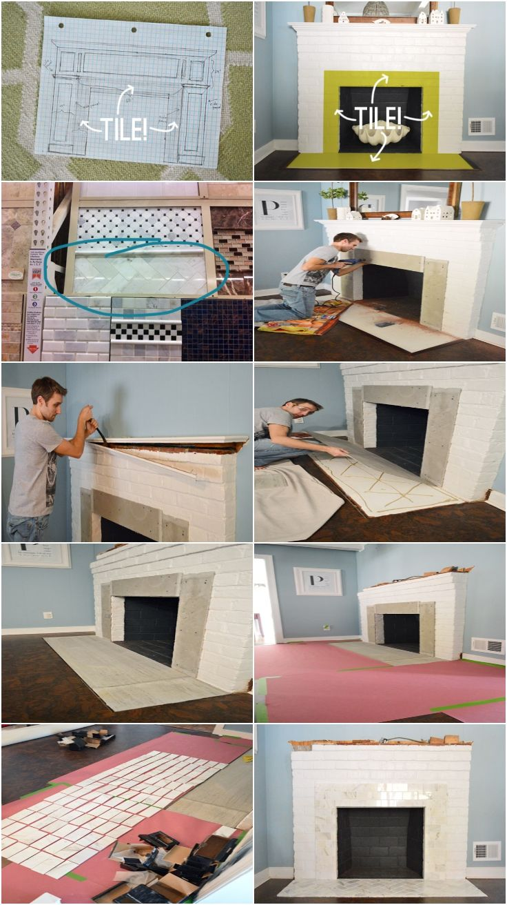 57 best fireplace redo ideas images on pinterest fireplace ideas
