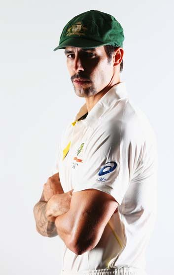 Mitchell Johnson emerged a new man after being told by Corporal Roberts-Smith he needed to prioritise what was important and shut out the negative press he was receiving.