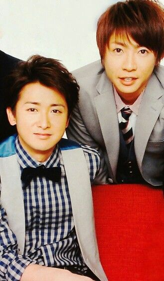Satoshi and Aiba