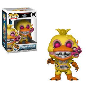 Funko pop. FNAF. Twisted Chica.