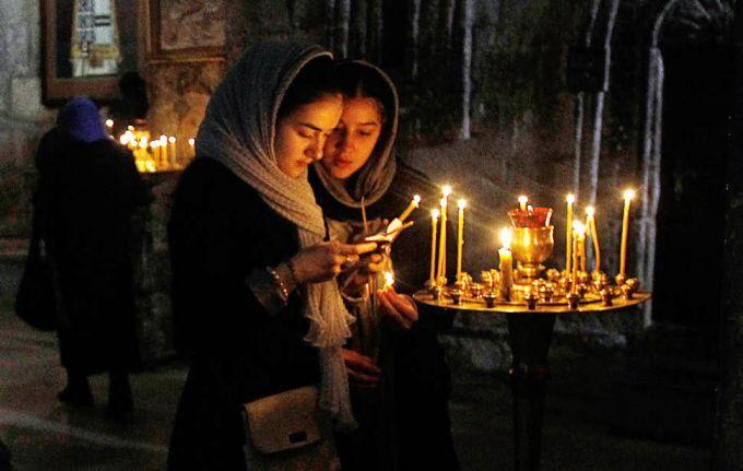 PsyChologies:                Через молитву мы связываемся с бого...