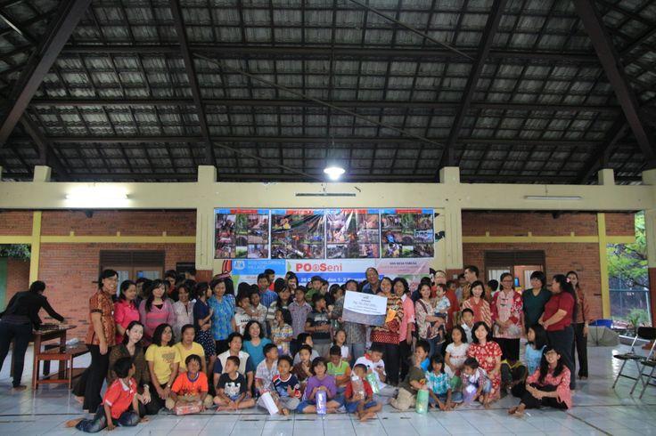 Multipolar visit Village Jakarta