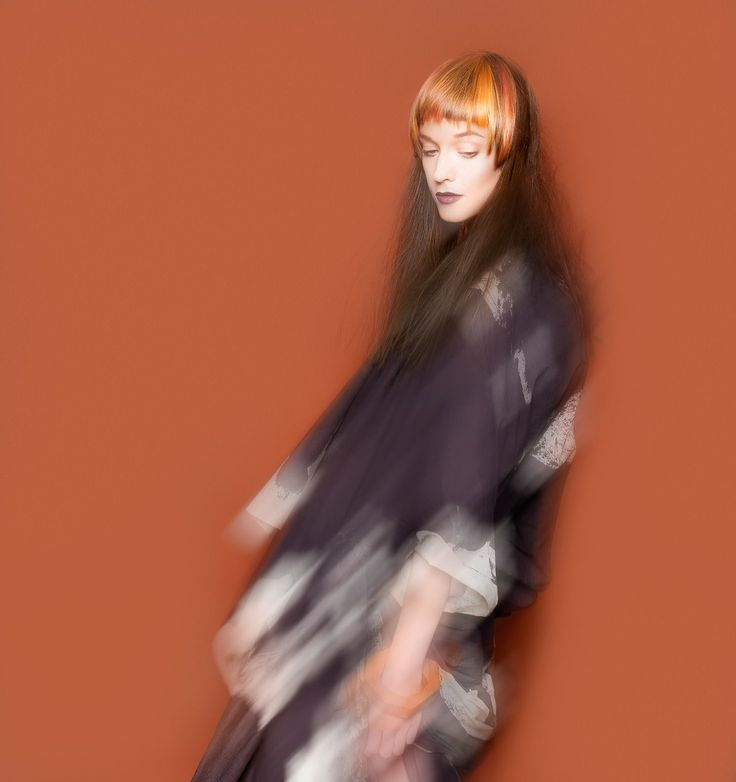 Hårgänget Salon Collection| La vision S|S 2016 Foto: Henrik Korpi  Make Up: Kristin Good Clothes: Joel Prehn Andersson Accessories: Louise Bankander