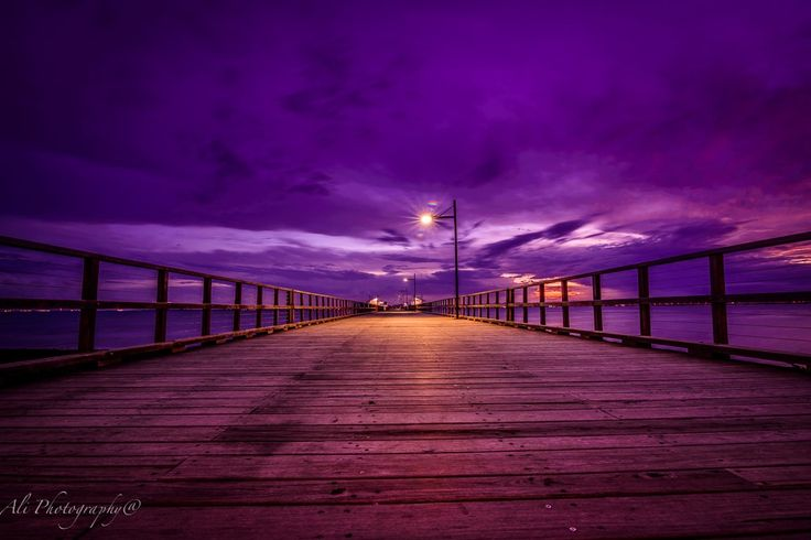 Jetty by Ali Saadat on 500px