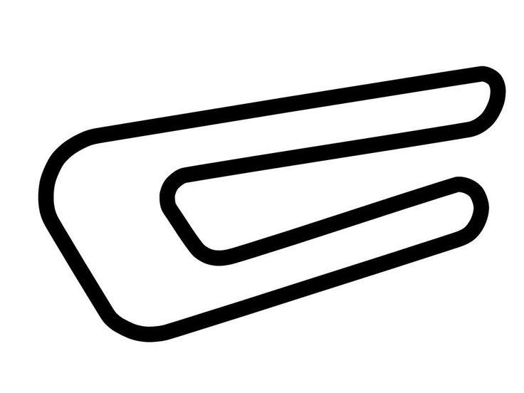 Queensland Raceway National Circuit Decal   TrackDecals
