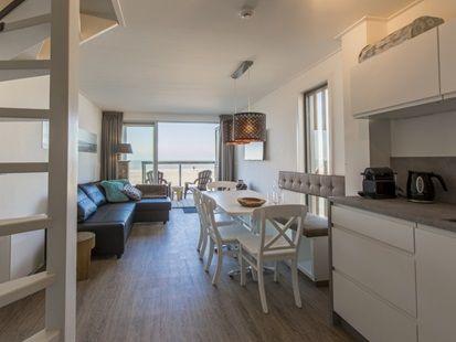 Landal Beach Villa's Hoek van Holland, Häuser DIREKT am Strand