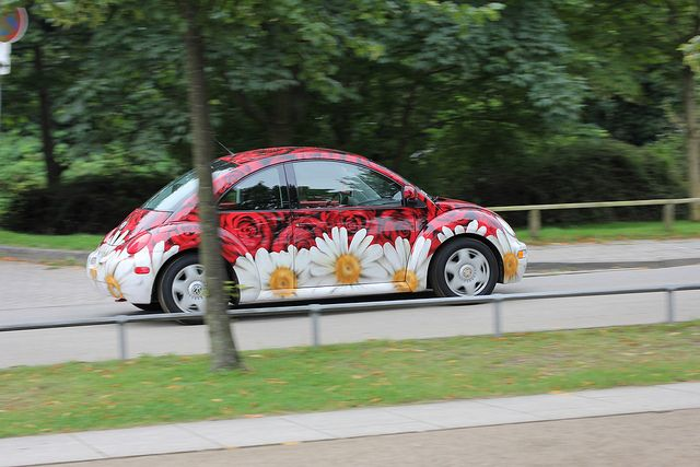 oh, I would love to do this to my car!