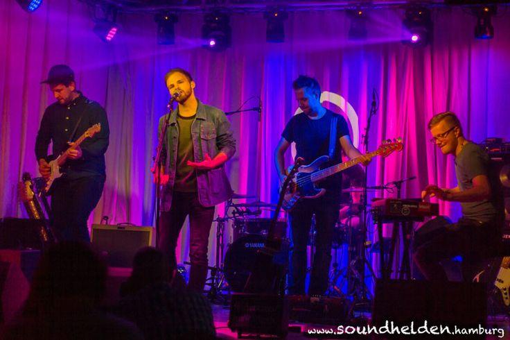 Nick March & Band im kukuun - Soundhelden   Hamburgs Musikpinnwand