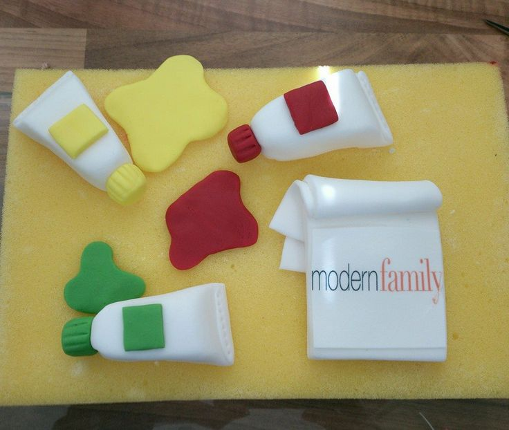 how to make fondant cricket pads