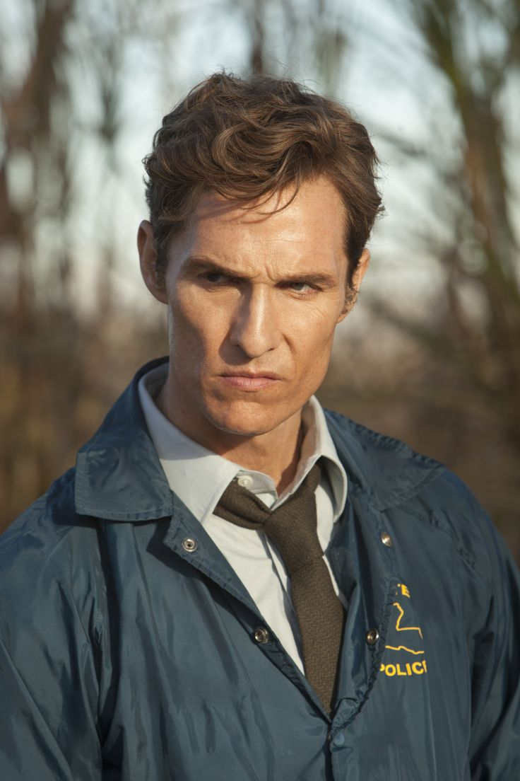 """True Detective:  """"....[men like us] know what we want and we don't mind being alone."""" Matthew McConaughney"""