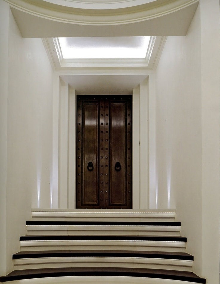 10 Inspiring Interior Doors: AESTHETICALLY THINKING: PORTALS AND PASSAGES