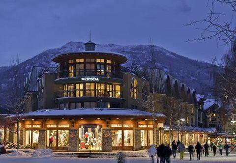 Crystal Lodge, Whistler