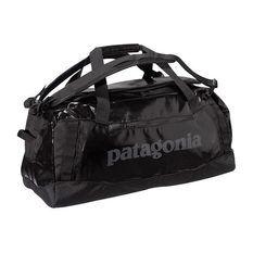 Patagonia - Black Hole Duffel Negro 60 L