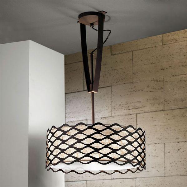 Alsacia sospensione - Leds C4 Illuminazione - Lampadari Sospensione - Progetti in Luce