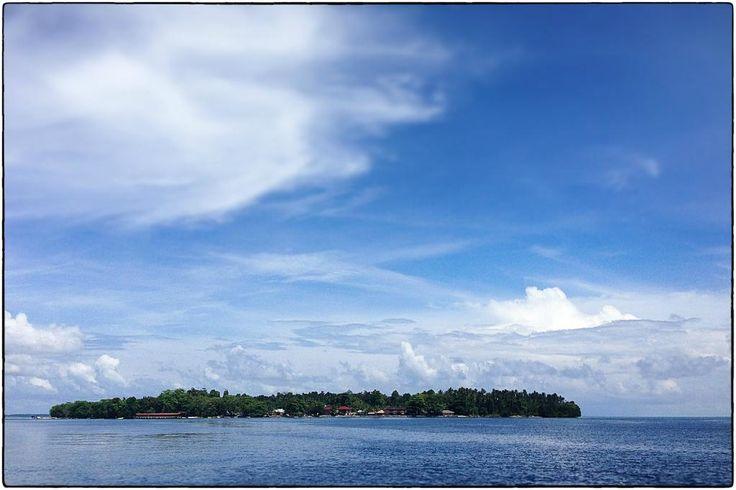 Siladen Island Onong Resort Celebes Divers #diving #indonesia