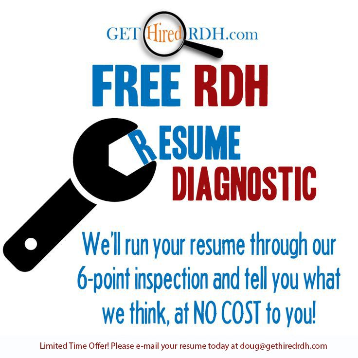 31 best about get hired rdh images on pinterest