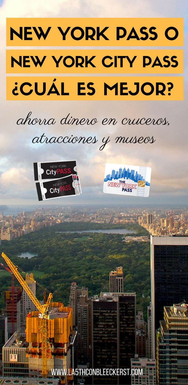 New York Pass vs. New York CityPASS – ¡La comparación definitiva 2019!