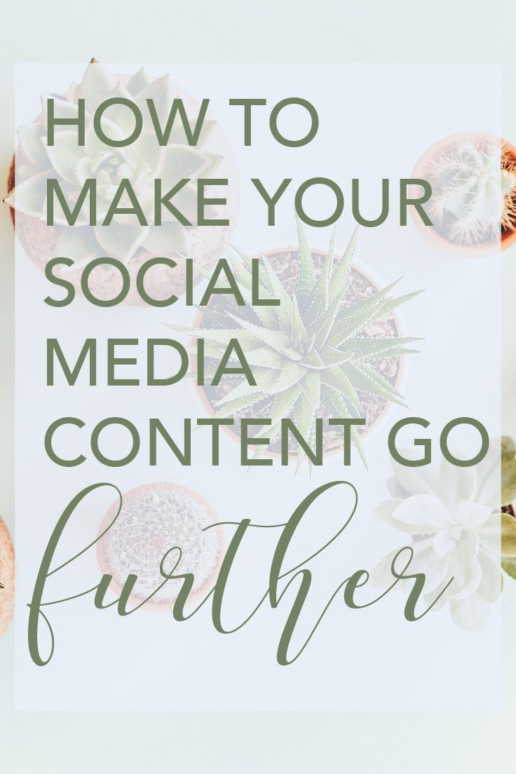 Overwhelmed by having to post constantly on social media? Here are some ways to repurpose your content and save time on social media.