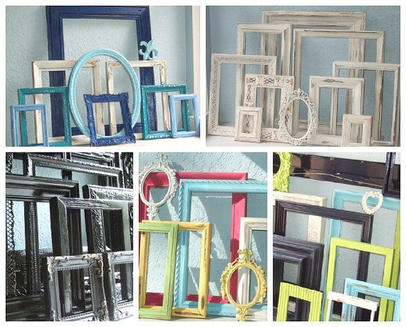 Your best photos deserve a special frame. We'll show you how to refinish old picture frames for a stylish distressed look with these great tips.
