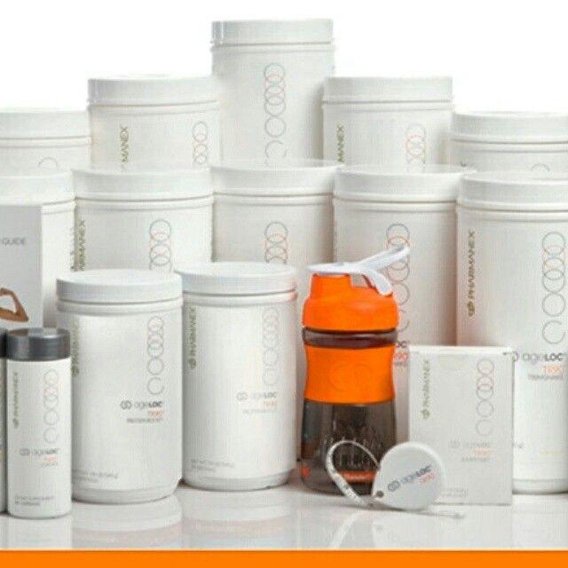 Sistema de nutrición seguro con tecnología age loc, control de peso