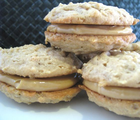 Peanut Butter Sandwich Cookies With Peanut Butter Molasses Buttercream ...