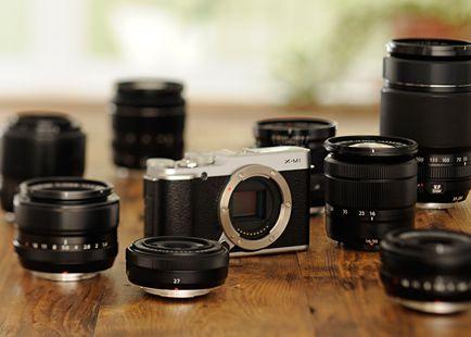 FUJIFILM X-M1   X Series   Digital Cameras   Fujifilm USA