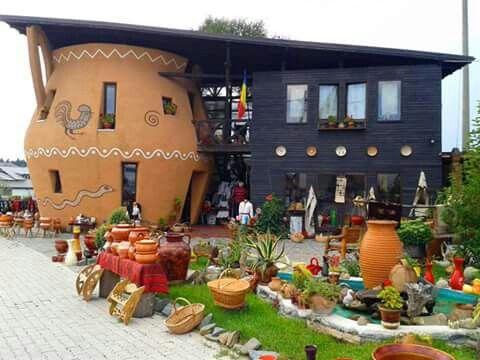 Atelier ceramica Horezu